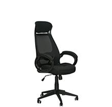 Кресло руководителя Briz Black Special4You